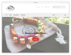 Handmade Jewelery – eCommerce with WooCommerce